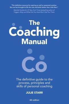 The Coaching Manual - Starr, Julie
