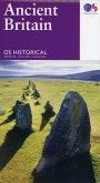 Ordnance Survey Historical Map Ancient Britain