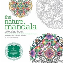 The Nature Mandala Colouring Book - Emerlye, Cynthia
