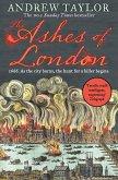 The Ashes of London (James Marwood & Cat Lovett, Book 1) (eBook, ePUB)