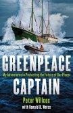 Greenpeace Captain (eBook, ePUB)