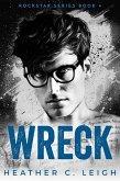 Wreck: Hawke (Rockstar, #4) (eBook, ePUB)