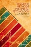 Research Methods in Clinical Psychology (eBook, PDF)