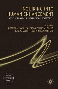 Inquiring into Human Enhancement (eBook, PDF)