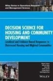 Decision Science for Housing and Community Development (eBook, PDF)