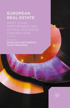 European Real Estate (eBook, PDF)