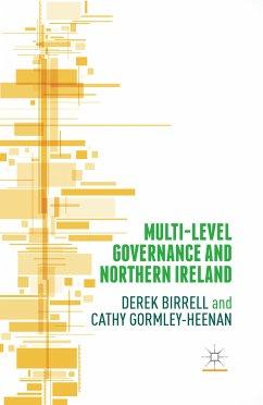 Multi-Level Governance and Northern Ireland (eBook, PDF)