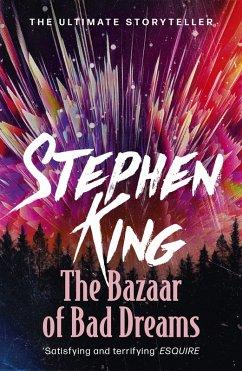 The Bazaar of Bad Dreams (eBook, ePUB) - King, Stephen