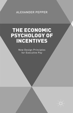 The Economic Psychology of Incentives (eBook, PDF)