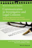 Communication in Investigative and Legal Contexts (eBook, ePUB)
