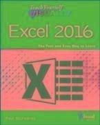 Teach Yourself VISUALLY Excel 2016 (eBook, PDF) - McFedries, Paul