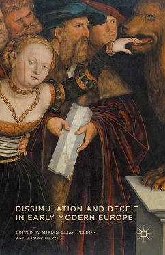 Dissimulation and Deceit in Early Modern Europe (eBook, PDF)