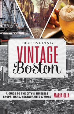 Discovering Vintage Boston (eBook, ePUB) - Olia, Maria