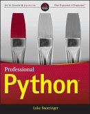 Professional Python (eBook, ePUB)