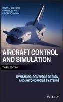 Aircraft Control and Simulation (eBook, PDF) - Stevens, Brian L.; Lewis, Frank L.; Johnson, Eric N.