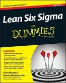Lean Six Sigma For Dummies (eBook, ePUB)