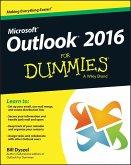 Outlook 2016 For Dummies (eBook, ePUB)