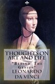 Thoughts on Art and Life (eBook, ePUB)