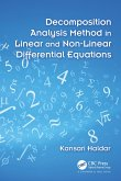 Decomposition Analysis Method in Linear and Nonlinear Differential Equations (eBook, PDF)