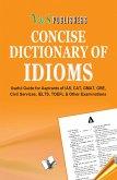 Concise Dictionary Of Idioms (eBook, ePUB)