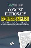 English - English Dictionary (eBook, ePUB)