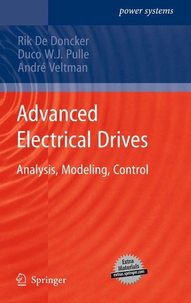 Advanced Electrical Drives (eBook, PDF)