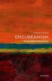 Epicureanism: A Very Short Introduction (eBook, ePUB)
