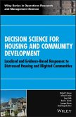 Decision Science for Housing and Community Development (eBook, ePUB)