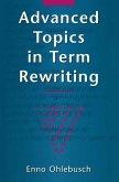 Advanced Topics in Term Rewriting (eBook, PDF)