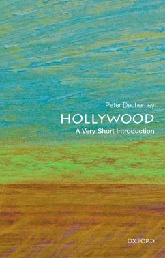 Hollywood: A Very Short Introduction (eBook, PDF) - Decherney, Peter
