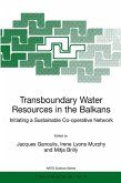 Transboundary Water Resources in the Balkans (eBook, PDF)