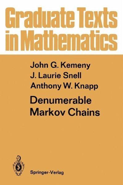Denumerable markov chains ebook pdf von john g kemeny j denumerable markov chains ebook pdf kemeny john g snell fandeluxe Ebook collections