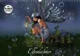 Elfenlichter (Wandkalender immerwährend DIN A3 quer)