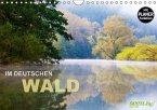 Im Deutschen Wald 2016 - ein Notizkalender (Wandkalender 2016 DIN A4 quer)