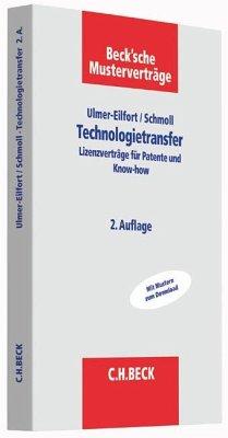 Technologietransfer - Ulmer-Eilfort, Constanze;Schmoll, Andrea
