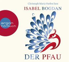 Der Pfau, 4 Audio-CDs - Bogdan, Isabel