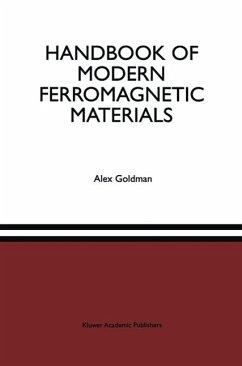 Handbook of Modern Ferromagnetic Materials (eBook, PDF) - Goldman, Alex