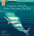 Moby Dick oder Der Wal, 2 MP3-CDs
