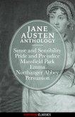Jane Austen Anthology (Diversion Classics) (eBook, ePUB)