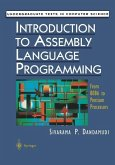 Introduction to Assembly Language Programming (eBook, PDF)