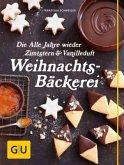 Die Alle Jahre wieder Zimtstern und Vanilleduft Weihnachtsbäckerei (Mängelexemplar)