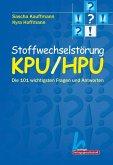 Stoffwechselstörung KPU / HPU (eBook, ePUB)