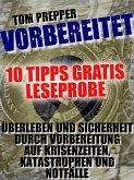 Vorbereitet - 10 Tipps (eBook, ePUB)