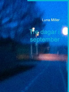Tre dagar i september (eBook, ePUB)