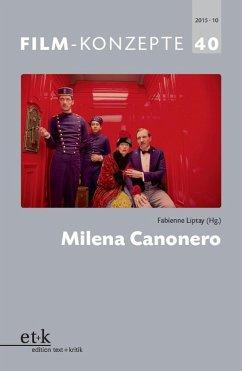 FILM-KONZEPTE 40 - Milena Canonero (eBook, ePUB)