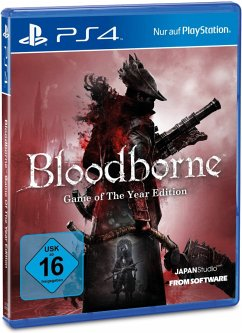 Bloodborne - Game Of The Year Edition (PlayStat...
