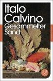 Gesammelter Sand