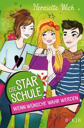Buch-Reihe Die Star-Schule von Henriette Wich