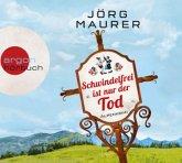 Schwindelfrei ist nur der Tod / Kommissar Jennerwein Bd.8 (6 Audio-CDs)