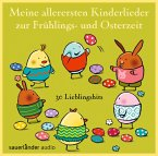 Meine allerersten Kinderlieder zur Frühlings- und Osterzeit, 1 Audio-CD